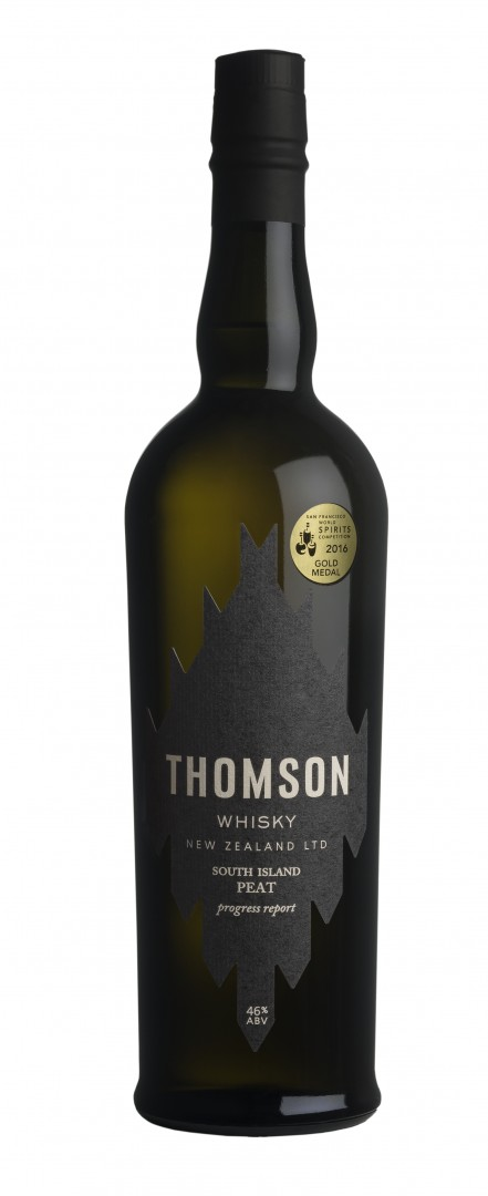 THOMSON South Island Peat